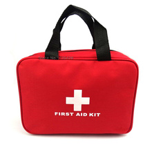 2016 First Aid Kit  Big Car First Aid kit  Large outdoor Emergency kit bag  Travel camping  survival medical kits 26*18*8 CM
