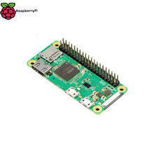 Raspberry Pi Zero W/WH RPi Zero WH Mini PC RPI 0 WH 1GHz CPU 512MB RAM с Bluetooth 4,1 Беспроводная LAN 40PIN GPIO headers