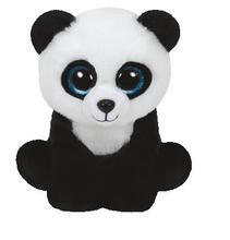 Ming Panda Bear TY Classic 10' 25CM BIG EYE Plush Toys Stuffed animals KIDS TOYS Children toy GIFT(China)