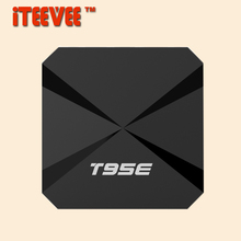[iTEEVEE] T95E Android 5.1 TV Box RK3229 Quad Core Cortex A7 1GB/8GB 32-Bit WIFI KD Player Kodi 16.0 Set Top Box Media Player(China)