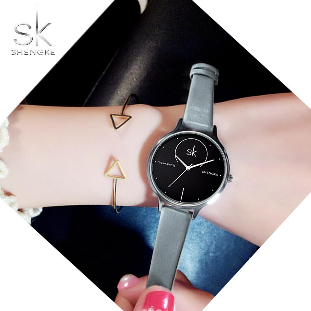 Hot Sale Women Watches 2017 Fashion &amp; Casual  Leather Watch Women Quartz Ladies Watch relogio feminino<br>
