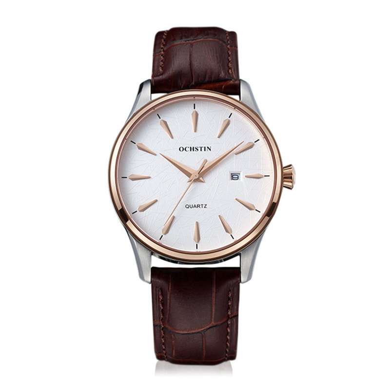 Reloj mujer Ochstin Luxury Brand Watches Men Women Casual Sports Male Leather Watch Lady Mens Quartz Wrist Relogio Masculino<br>