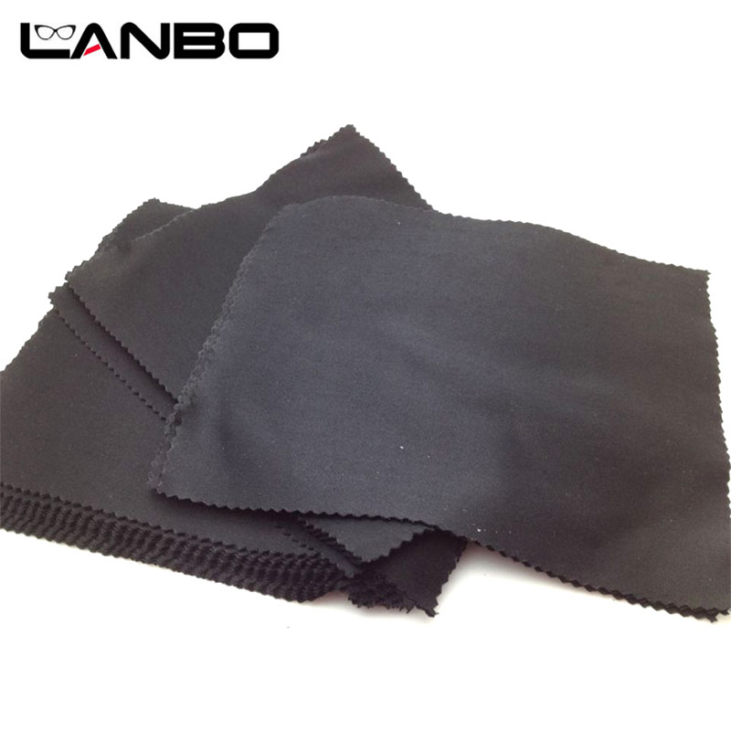 100Psc/LOT 15x15CM Lens Clothes Eyewear Accessories Cleaning Cloth Microfiber Sunglasses Eyeglasses Camera Glasses Duster Wipes
