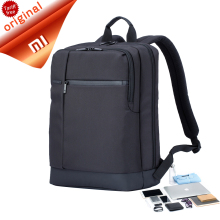 Buy Original Xiaomi Smart Business Backpack Classic Version 3 Pockets Large Zippered Compartments Backpack Polyester for $31.23 in AliExpress store