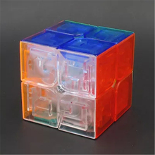 3x3x3 Magic Cube Carbon Fiber Mirror Cube Puzzles Kids Educational Learning Toys For Children Adult Gifts 70B1054