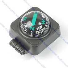 Hot New Auto Vehicle Navigating Adjustable Car Compass Ball(China)