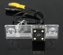 Factory selling 4 led Special Car Rear View Reversing rear car Camera for CHEVROLET EPICA/LOVA/AVEO/CAPTIVA/CRUZE/LACETTI