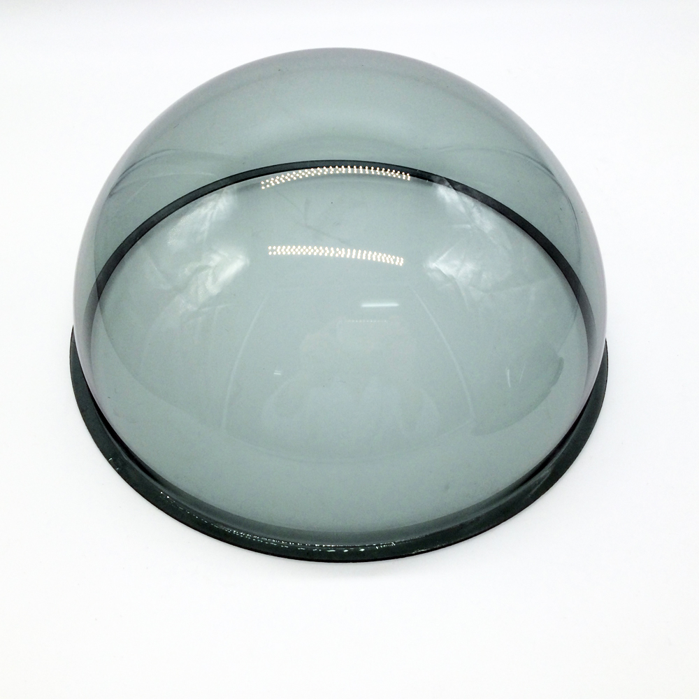 233x110mm Security CCTV Acrylic Dome PTZ Camera Clear Color Housing Cover High Speed Dome Camera Antidust case <br>