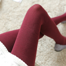2017 Spring Autumn Tights Vintage Palace Wind Peacock Tail Velvet Pantyhose, High Elasticity Anti-hook Wire Tattoo Tights Women