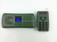 Wildlife Hunting Bird Caller Sound MP3 Players Callers with 110 Sounds Bear Callers