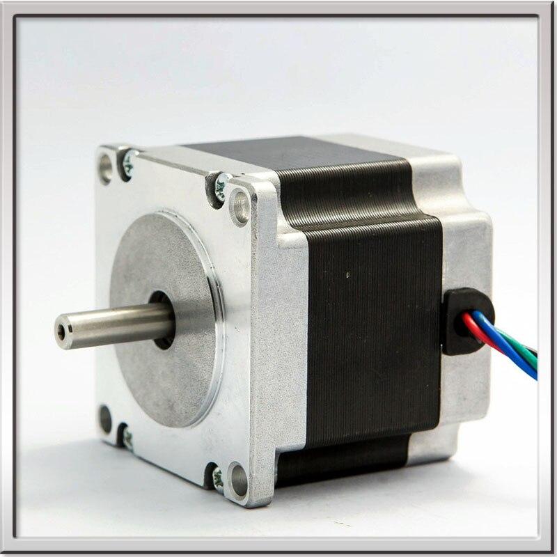 1.8degree NEMA23 2phase 4wires big Square hybrid Closed loop stepper motor 9.2kg.cm 3V 2.8A 57mm 57HS56-2804 6.35mm shaft axle<br>