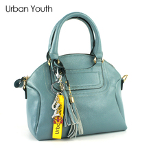 Urban Youth 2017 NEW Crossbody Bags with Chain for Women PU Leather Shoulder Messenger Bags Fashion Designer Female Bolso