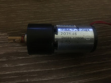 Used imported Swiss maxon A-max 2 lines Coreless DC geared motor Motor Model 207646