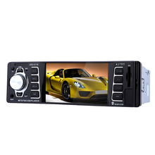 "JSD-5118 Car Digital MP5 Player 4.1"" TFT Radio Player Support Bluetooth Hands-free FM USB TF AUX Rear View Camera Remote Control"