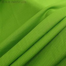 185cm*5yards free shipping knitted function breathable and quick drying cross bird eye mesh fabric for shirt,sport cloth