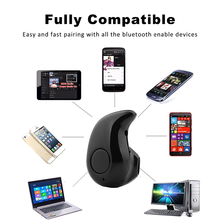S530 V4.1 Mini Stereo Wireless Bluetooth Headphone For Mobile Phone Small Earphone With Microphone Headset