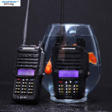 Baofeng UV-XR 10W High Power 4800Mah Battery IP67 WaterProof Antidust  Dual Band Walkie Talkie handheld Two Way Radio