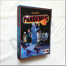 board game pandemic full english version, offer russian instructions, family game