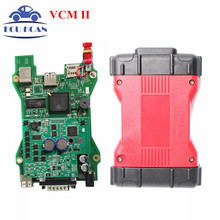 New Best VCM II For VCM2 IDS Diagnostic Tool VCM 2 Dianostic Scanner VCMII Full Chip OBD2 Diagnostic Tool For F0rd/Ma2da
