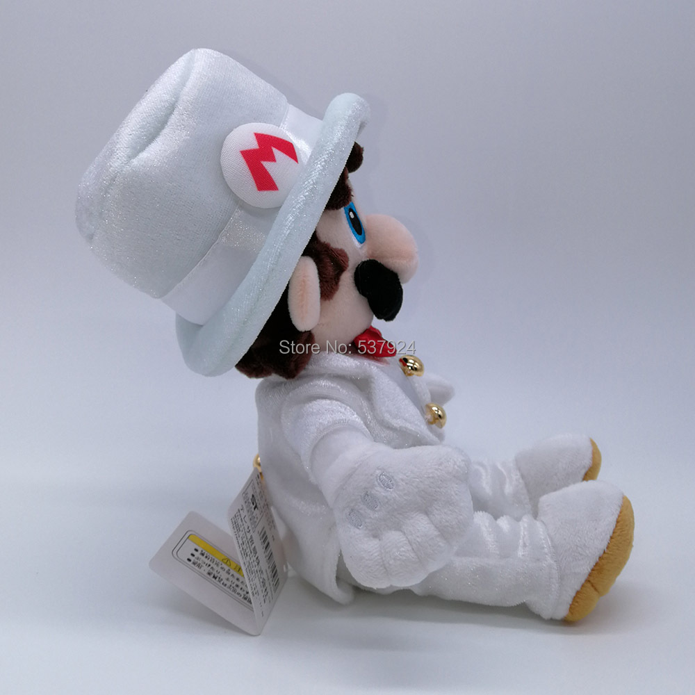 Mario with White Dress-9inch-150g-32-C