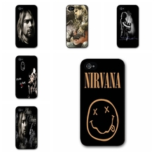 Nirvana sketch Design Phone Cases Cover For iPhone 4 4S 5 5S 5C SE 6 6S 7 Plus 4.7 5.5   #HE0285