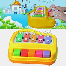 Educational Toy Teaching Machine Joy Small Xylophone Knock Musical Instrument