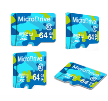microdrive Micro SD Card 32GB,16GB,8GB mini sd card C10 C6 Memory Card Flash Memory for cell Phones Tablet Camera