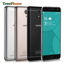 Doogee X7 Pro 4G SmartPhone 6.0 Inch HD ips MTK6737 Quad Core Android 2GB RAM 16GB ROM 8MP Metal Frame 3700mAh mobile phone - Treephone Store store