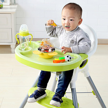 Foldable Multifunction Baby Stroller Feeding Rocking Chair Table Snow Sledge 2 In 1