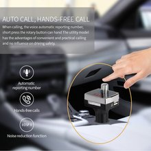 FM Transmitter Charger Battery Voltage Detection Car Kit MP3 Player Bluetooth Connection Dual USB 3.1A Hands-free Call