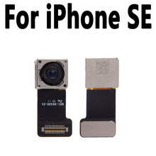 100% New High Quality For iPhone SE Main Back Rear Camera Flash Flex Cable Module Replacement Parts Free Shipping(China)