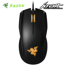 Razer Krait 6400dpi High Precision 4G Optical Sensor Gaming Mouse 2013 New Version Backlit Game Mice(China)