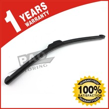 Universal J-Hook Car Windshield Wiper Blade With High Quality Soft Natural Rubber 14 16 17 18 19 20 21 22  Inch