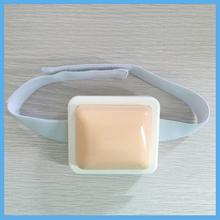 medical plastic injection pad  AIR MAIL MODEL Training supplies practice  Faux skin 2.5cm x 50cm strap