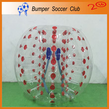Arrivals here!!! 0.8mm PVC Hamster Ball For Adults Funny Inflatable Bumper Ball Body Bumper Ball Human Inflatable Ball