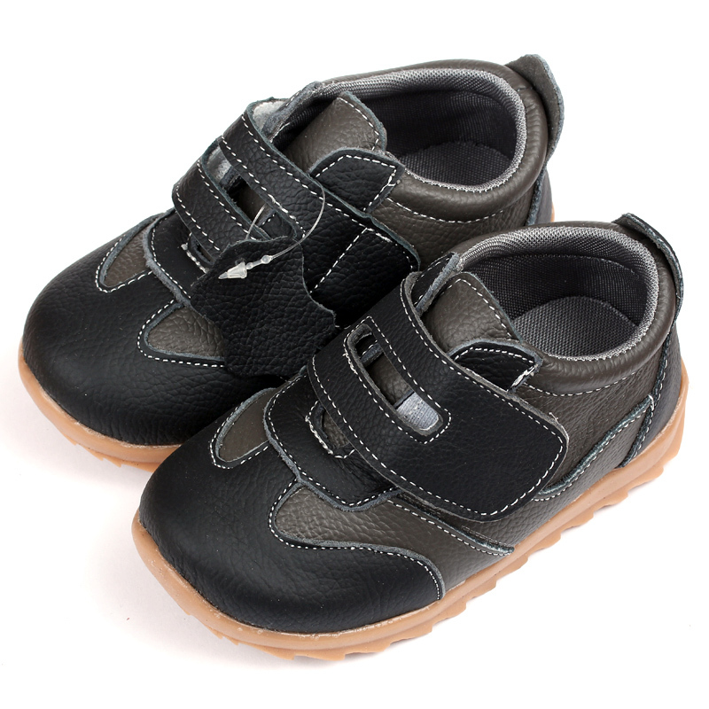 Baby Sneakers Winter Toddler Boys Shoes Leather Breathable Rubber Sole Casual Black Fashion Kids Infant Shoes Chaussure Enfant<br><br>Aliexpress