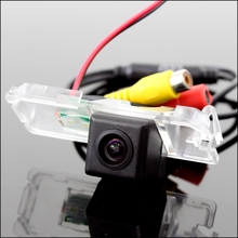 Liislee Car Camera For Skoda Octavia 5E MK3 High Quality Rear View Back Up Camera For Fans | CCD + RCA(China)
