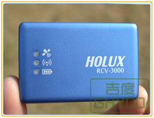 Wholesale Holux Bluetooth Wireless GPS Receiver outdoor Data Logger RCV-3000 with EzTour for Laptop/PC Advanced M-1000C/M-1000(China)