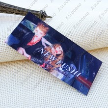 High-end digital printing woven lablewoven labels sew in fabric shirt flag labels tags,sewing labels 1000pcs