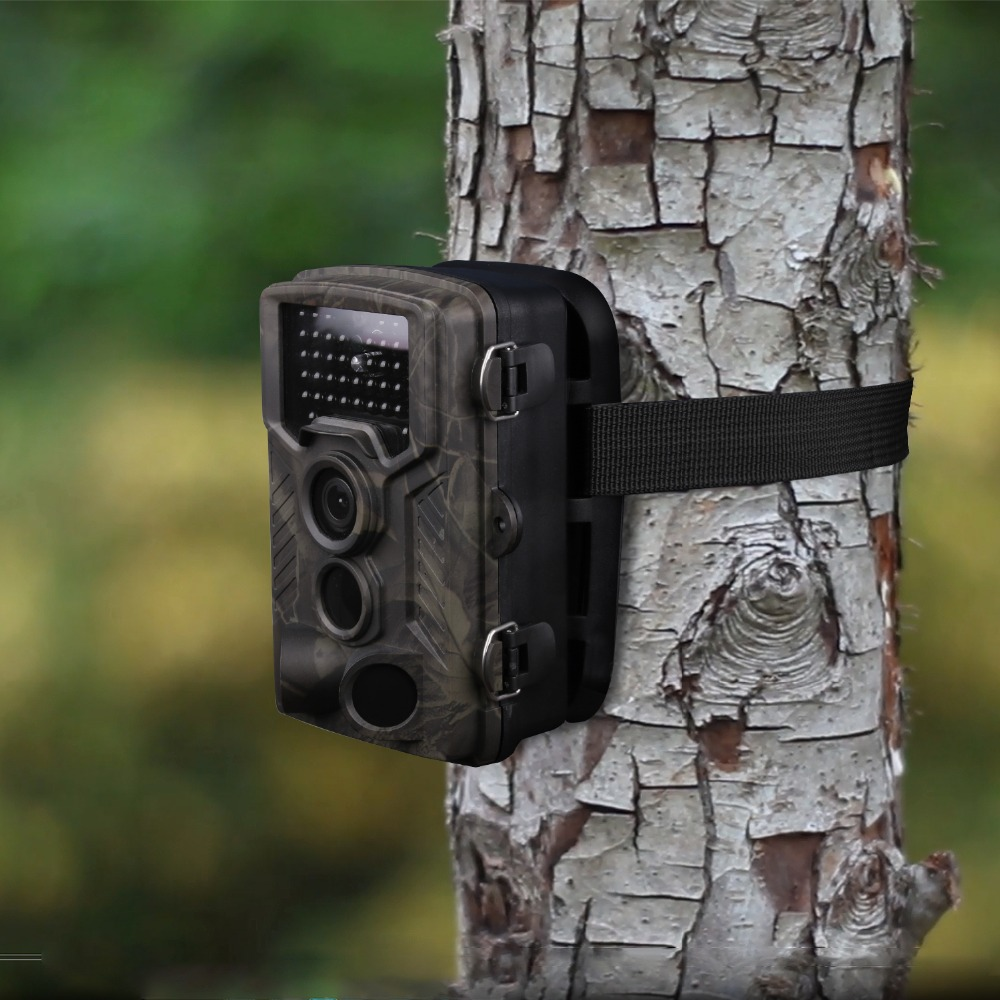 HC-800M 12MP 1080P Wildlife Camera Photo Traps Night Vision Trail Camera 2G GSM GPRS MMS SMTP Game Hunting camera 4