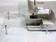 SINGER Sewing Machine High quality acrylic Extension Table FOR SINGER 8280
