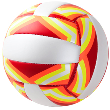 Red Yellow Volleyball Volley Ball Soft PVC EVA Size 5 Standard Professional Game Competition Training New