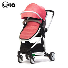 WLA  baby stroller trolley portable stroller children trolley   baby ride car baby stroller car suitable for baby