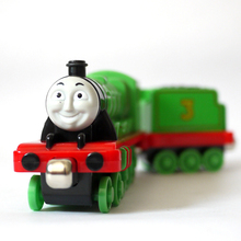 T0116 Diecast THOMAS and friend The Tank Engine take along train Magnetic metal kids toy Henry & truck no carriage no package