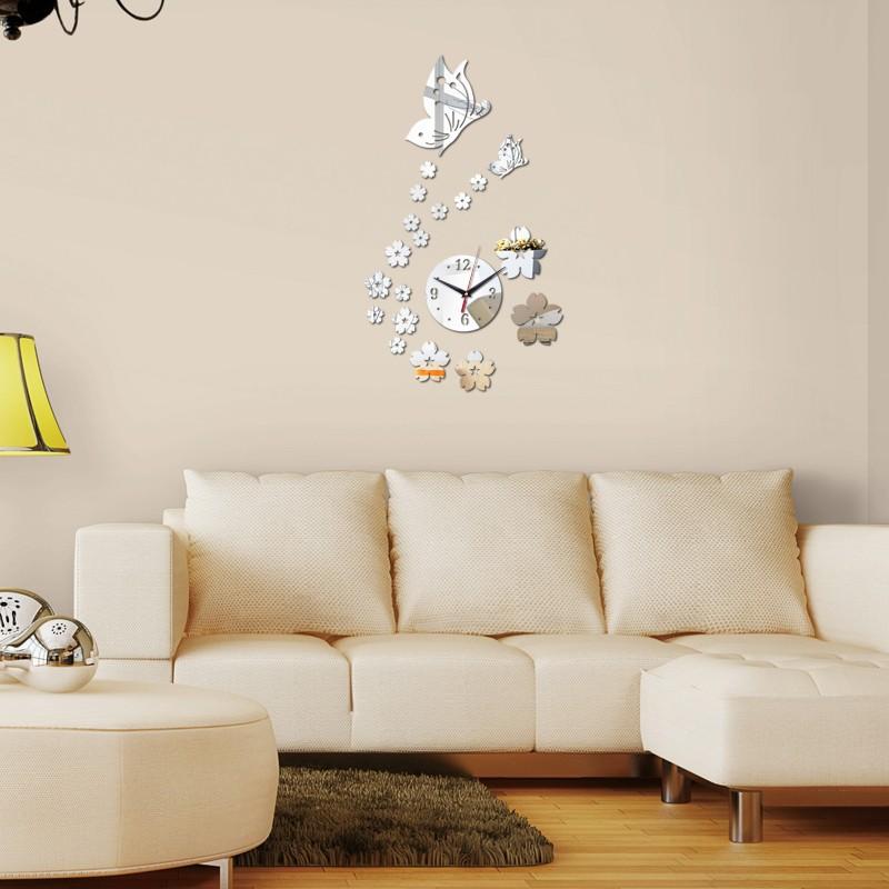 HTB1OlyIJFXXXXaiXpXXq6xXFXXXe - new hot diy mirror wall clock Acrylic 3d butterfly sticker