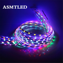 DC 5V SMD 5630 IP67 flexible Led Ultra fine Strip Light 60leds/m With 50cm USB interface 1m waterproof Stripe string lighting(China)