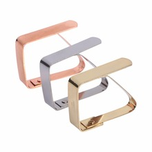 3 Colors New Design Stainless Steel Table Desk Cloth Cover Clips Holders Clamps Silver