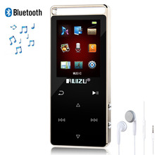 Original Touch Screen MP4 Player Bluetooth 8GB Digital Hifi Sound high Quality and Pedo Meter Video Audio Player Music Player(China)