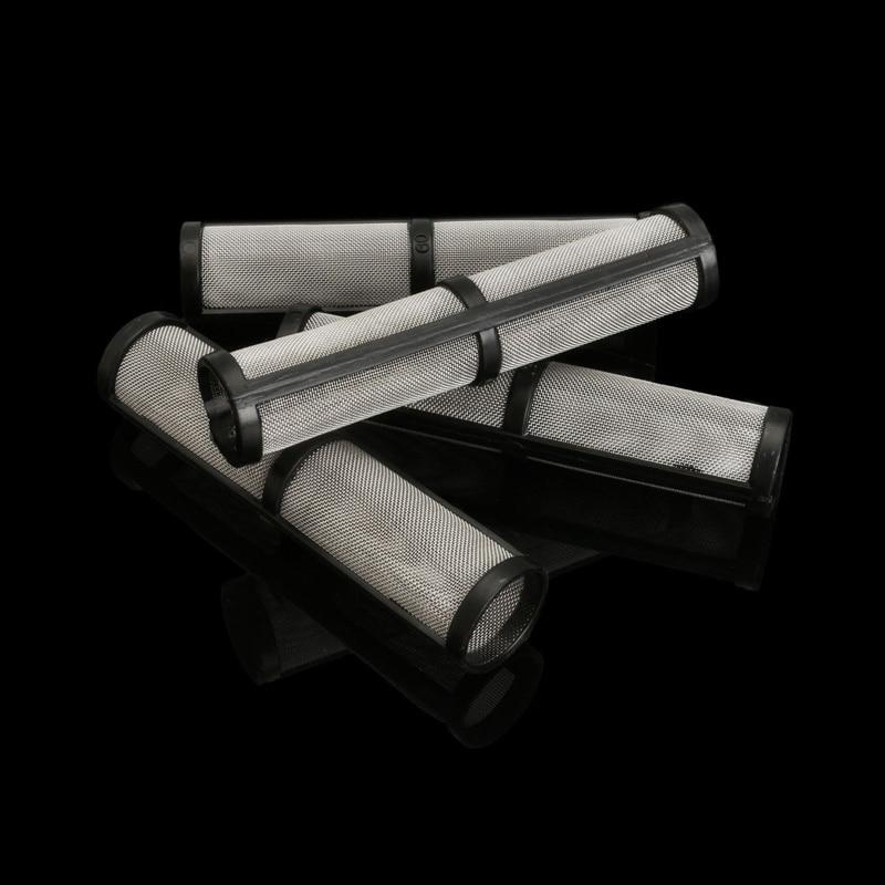 4PCS Black 60 Mesh Airless Spray Pump Filter For _Graco 390/395/495/595 Sprayer
