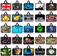 "Free Shipping  Retail Sale Many Colorful Tape 14"" inch Colorful Laptop Carry Sleeve Case Bag Cover For 14"" Sony VAIO/CW/CS PC"